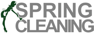 spring cleaning - deep cleaning